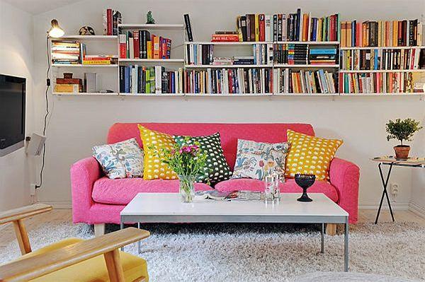 25 bí quyết giúp căn phòng nhỏ của bạn trông lớn hơn nhiều
