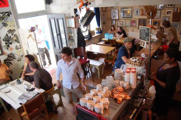 Lạc vào thiên đường những quán cà phê tuyệt nhất thế giới