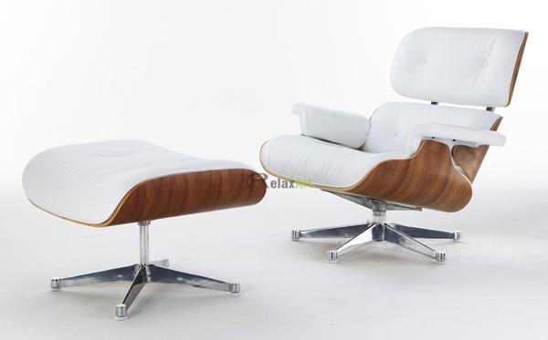 Những điều bạn chưa biết về ghế thư giãn Eames Lounge anh ottoman