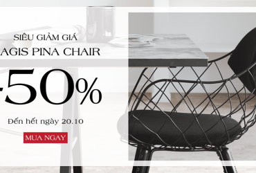 MAGIS PINA CHAIR sale off 50%  ngày 16.10.2017
